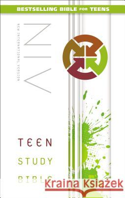 Teen Study Bible-NIV  9780310745501