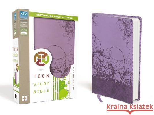 Teen Study Bible-NIV  9780310745716