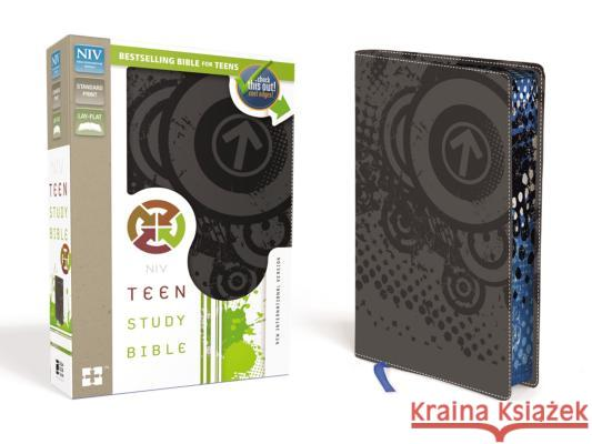 Teen Study Bible-NIV  9780310745747