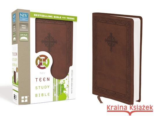 Teen Study Bible-NIV-Compact Sue W. Richards 9780310746355