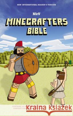 Minecrafters Bible-NIRV Zondervan Publishing 9780310754978