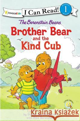 The Berenstain Bears Brother Bear and the Kind Cub Stan And Jan Berenstai 9780310760238