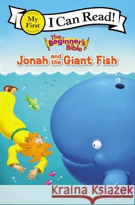 The Beginner's Bible Jonah and the Giant Fish  9780310760443