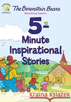 The Berenstain Bears 5-Minute Inspirational Stories: Read-Along Classics Stan And Jan Berenstai 9780310760801