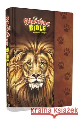 Nirv, Adventure Bible for Early Readers, Hardcover, Full Color Interior, Lion Lawrence O. Richards 9780310761396