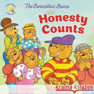 The Berenstain Bears Honesty Counts Mike Berenstain 9780310763727