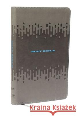 KJV Bible for Kids, Imitation Leather, Charcoal: Thinline Edition Zondervan 9780310763833
