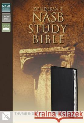 Study Bible-NASB Kenneth L. Barker Kenneth Boa 9780310910978 Zondervan Publishing Company