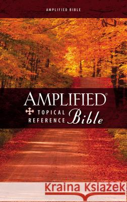 Amplified Topical Reference Bible-Am Zondervan Publishing 9780310934745
