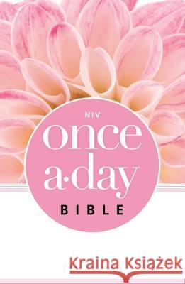 Once-A-Day Bible for Women-NIV Christopher D. Hudson Zondervan Bibles 9780310950943