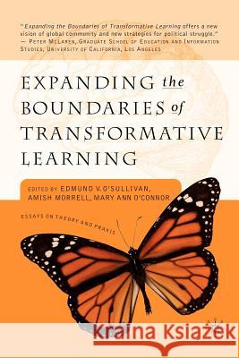 Learning Toward an Ecological Consciousness: Selected Transformative Practices Edmund O'Sullivan Amish Morrell Mary A. O'Connor 9780312295080