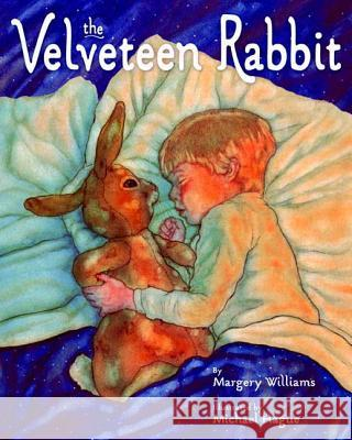 The Velveteen Rabbit: Or How Toys Become Real Margery Williams Michael Hague 9780312377502 Square Fish