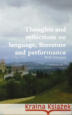 Thoughts and Reflections William D. O'Grady John Archibald Mark Aronoff 9780312419363