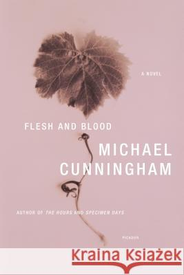 Flesh and Blood Michael Cunningham 9780312426682