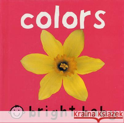Colors Priddy Books 9780312492472