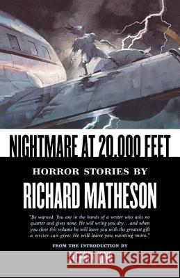 Nightmare at 20,000 Feet: Horror Stories Richard Matheson Stephen King 9780312878276 Tor Books