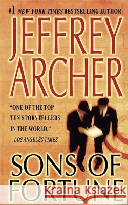 Sons of Fortune Jeffrey Archer 9780312993535