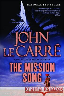 The Mission Song John L 9780316016759 Back Bay Books