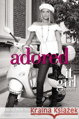 The It Girl #8: Adored Cecily Vo 9780316025096