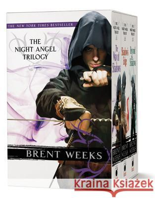 The Night Angel Trilogy Brent Weeks 9780316085144