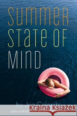 Summer State of Mind Jen Calonita 9780316091152