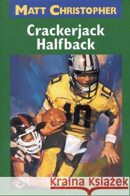 Halfback Attack Matt Christopher Karen Meyer Karen Meyer 9780316137959 Little Brown and Company