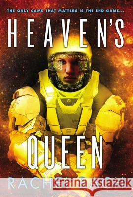 Heaven's Queen Rachel Bach 9780316221122