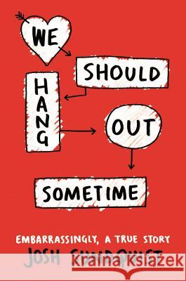 We Should Hang Out Sometime : Embarrassingly, a true story Josh Sundquist 9780316251006
