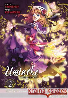 Umineko When They Cry Episode 3: Banquet of the Golden Witch, Vol. 2 Ryukishi07                               Kei Natsumi 9780316370417