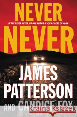 Never Never James Patterson Candice Fox 9780316433174