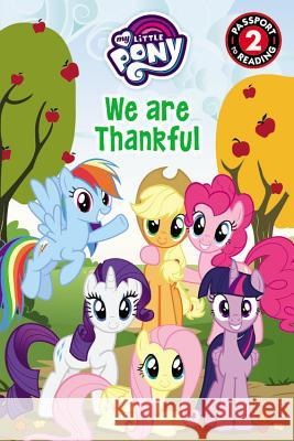 My Little Pony: We Are Thankful R. R. Busse 9780316490405