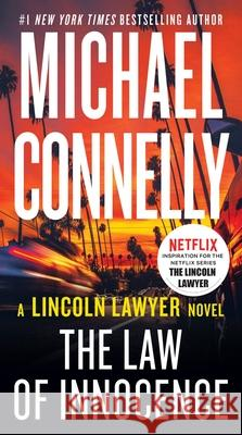 New Lincoln Lawyer Novel Michael Connelly 9780316541732