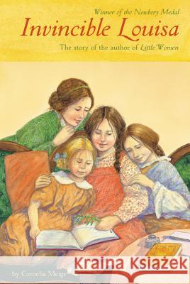 Invincible Louisa: The Story of the Author of Little Women Cornelia Meigs 9780316565943