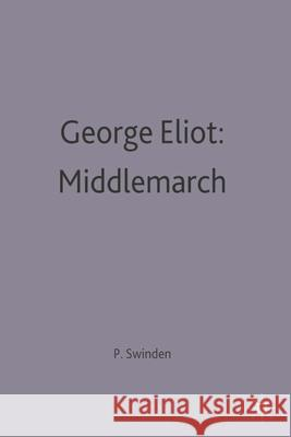 George Eliot: Middlemarch  9780333058381
