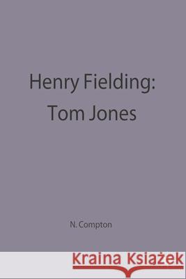 Henry Fielding: Tom Jones  9780333077399