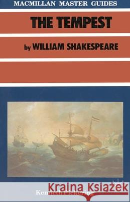 Shakespeare: The Tempest Kenneth Pickering 9780333402603