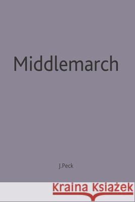 Middlemarch  9780333541401