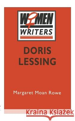 Doris Lessing M Rowe 9780333554876