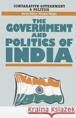 The Government and Politics of India Ramesh Thakur 9780333591888
