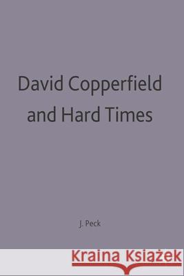 David Copperfield and Hard Times  9780333598825