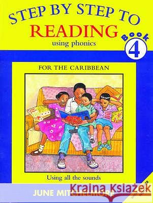 STEP-BY-STEP TO READING USING ALL THE SOUNDS June Mitchelmore 9780333614105 MACMILLAN EDUCATION