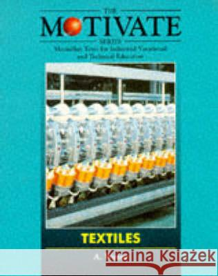 Textiles Andrea Wynne 9780333616581