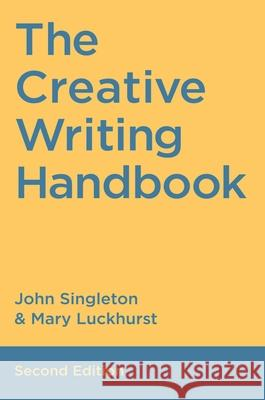 The Creative Writing Handbook  Techniques For New Writers by John     job application letter for storekeeper