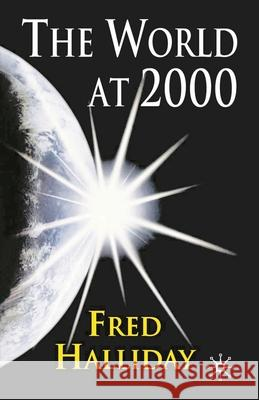 The World at 2000 Fred Halliday 9780333945353