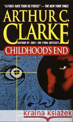 Childhood's End Arthur Charles Clarke 9780345347954 Del Rey Books