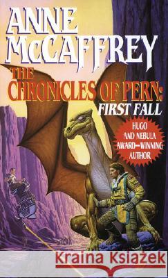First Fall Anne McCaffrey 9780345368997
