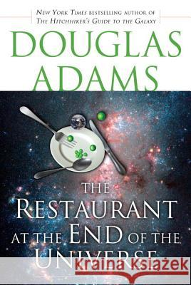 The Restaurant at the End of the Universe Douglas Adams 9780345418920