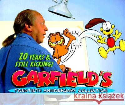 Garfield: 20th Anniversary Collection Jim Davis Mike Peters 9780345421265