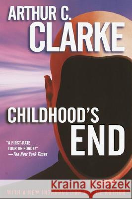 Childhood's End Arthur Charles Clarke 9780345444059 Del Rey Books