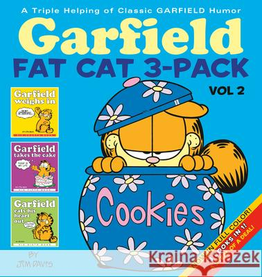 Garfield Fat Cat 3-Pack Vol 2 Jim Davis 9780345464651